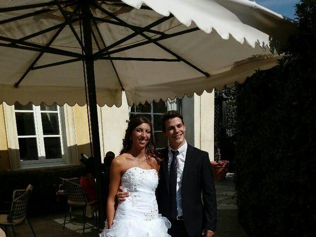Il matrimonio di Valerio e Simona  a Rovellasca, Como 21