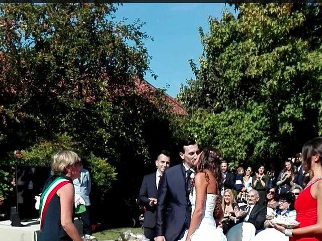Il matrimonio di Valerio e Simona  a Rovellasca, Como 22