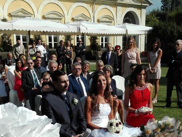 Il matrimonio di Valerio e Simona  a Rovellasca, Como 1
