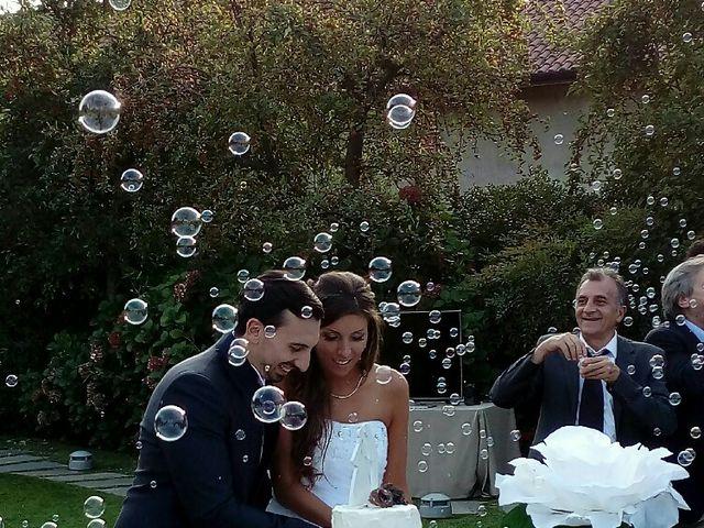 Il matrimonio di Valerio e Simona  a Rovellasca, Como 32