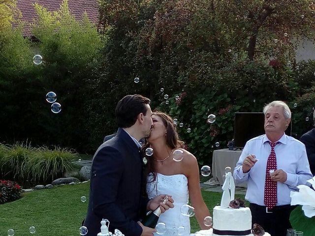 Il matrimonio di Valerio e Simona  a Rovellasca, Como 2