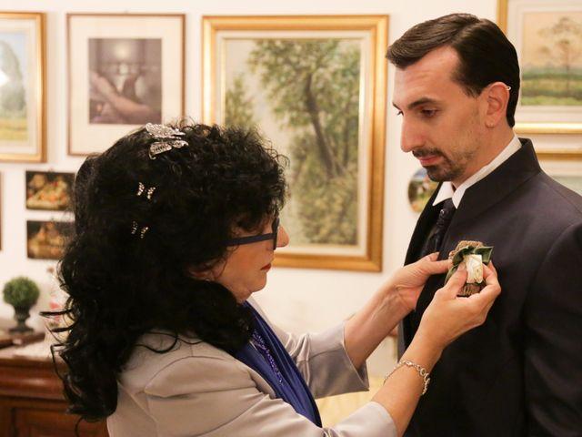Il matrimonio di Valerio e Simona  a Rovellasca, Como 36