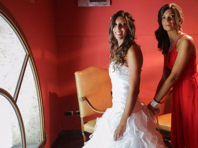 Il matrimonio di Valerio e Simona  a Rovellasca, Como 42