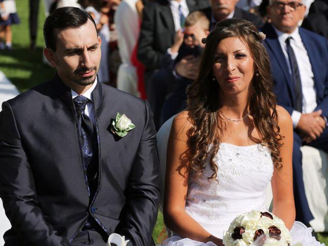 Il matrimonio di Valerio e Simona  a Rovellasca, Como 48