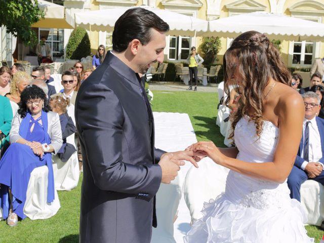 Il matrimonio di Valerio e Simona  a Rovellasca, Como 51
