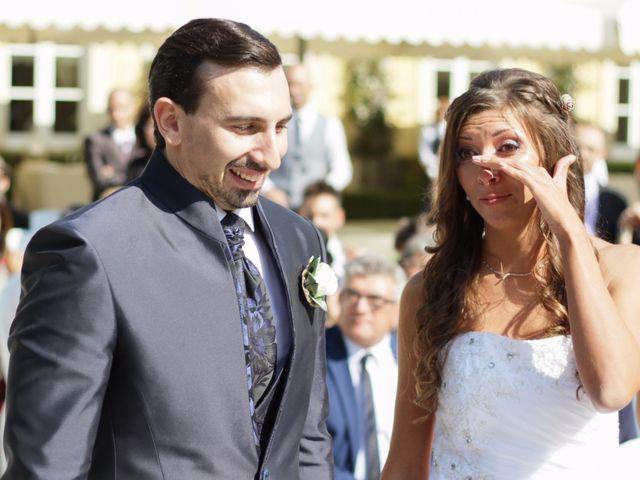 Il matrimonio di Valerio e Simona  a Rovellasca, Como 52