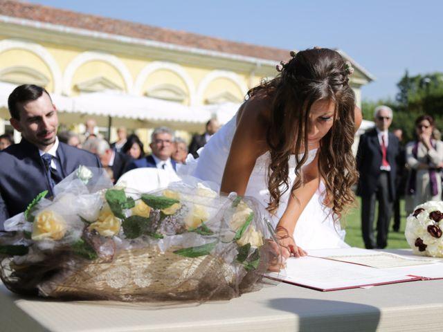 Il matrimonio di Valerio e Simona  a Rovellasca, Como 54