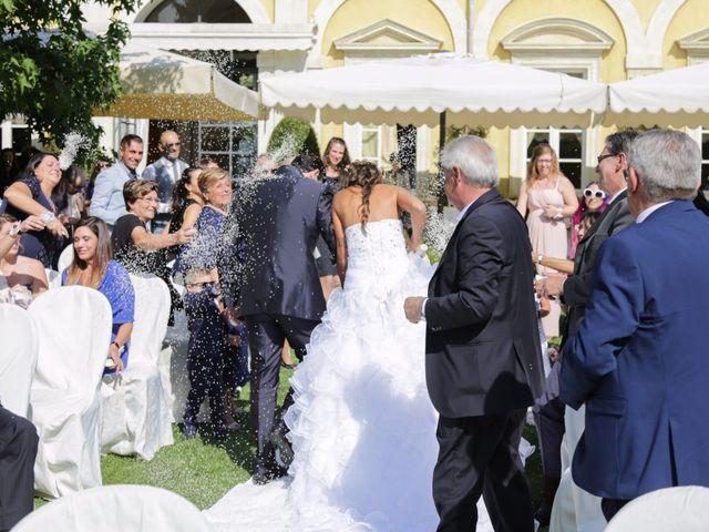 Il matrimonio di Valerio e Simona  a Rovellasca, Como 55