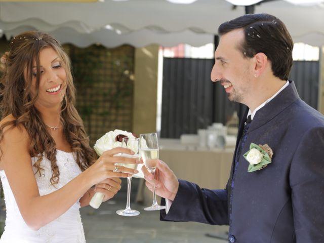 Il matrimonio di Valerio e Simona  a Rovellasca, Como 56