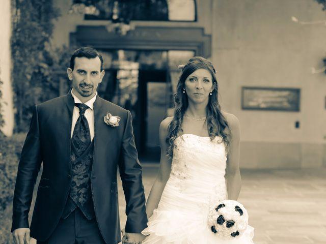 Il matrimonio di Valerio e Simona  a Rovellasca, Como 61