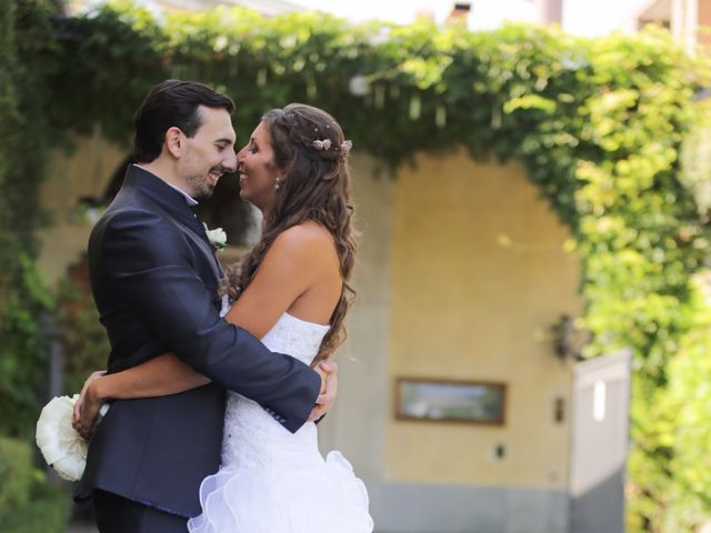Il matrimonio di Valerio e Simona  a Rovellasca, Como 62