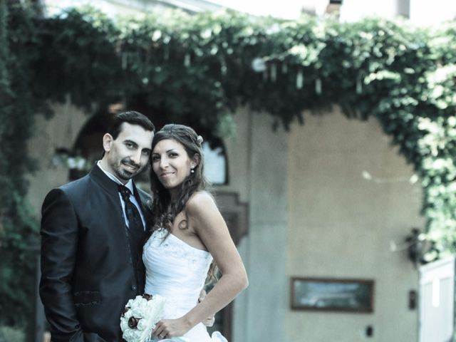 Il matrimonio di Valerio e Simona  a Rovellasca, Como 64