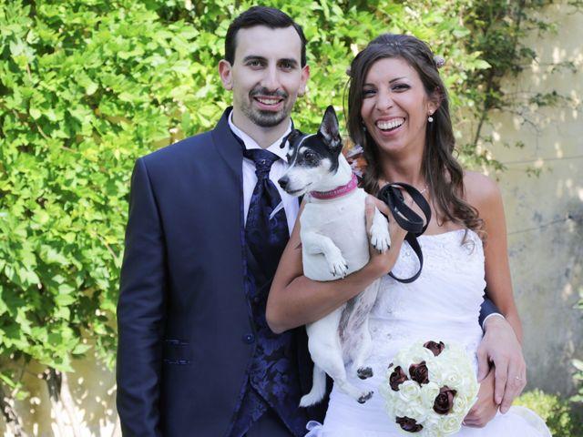 Il matrimonio di Valerio e Simona  a Rovellasca, Como 71