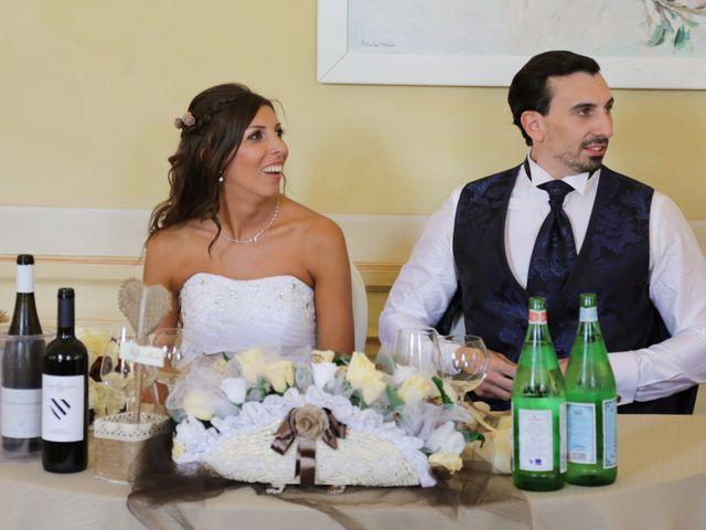 Il matrimonio di Valerio e Simona  a Rovellasca, Como 72