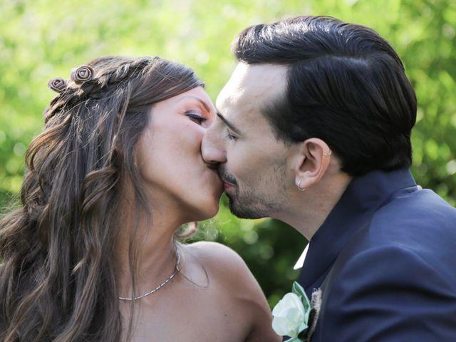 Il matrimonio di Valerio e Simona  a Rovellasca, Como 75