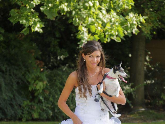 Il matrimonio di Valerio e Simona  a Rovellasca, Como 78