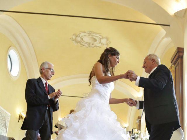 Il matrimonio di Valerio e Simona  a Rovellasca, Como 80