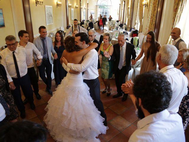 Il matrimonio di Valerio e Simona  a Rovellasca, Como 81