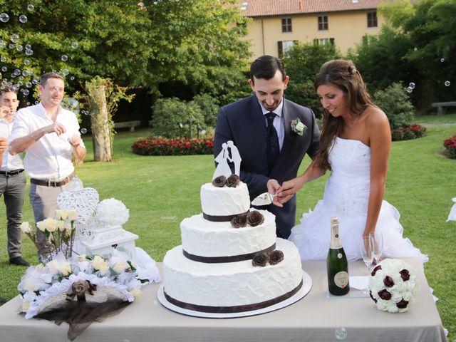 Il matrimonio di Valerio e Simona  a Rovellasca, Como 82