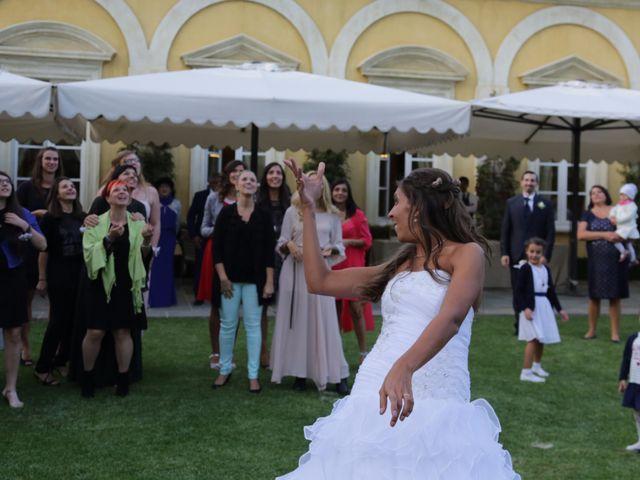Il matrimonio di Valerio e Simona  a Rovellasca, Como 87
