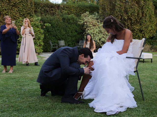 Il matrimonio di Valerio e Simona  a Rovellasca, Como 88