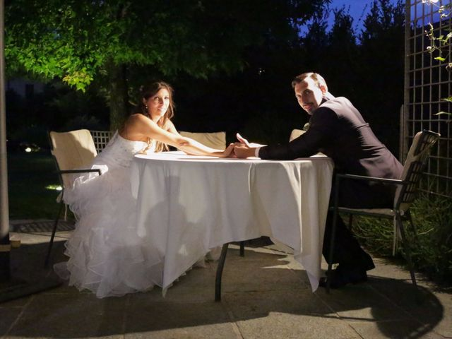 Il matrimonio di Valerio e Simona  a Rovellasca, Como 92