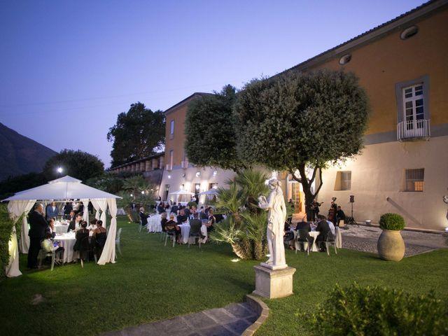 Il matrimonio di Paolo e Clara a Salerno, Salerno 5