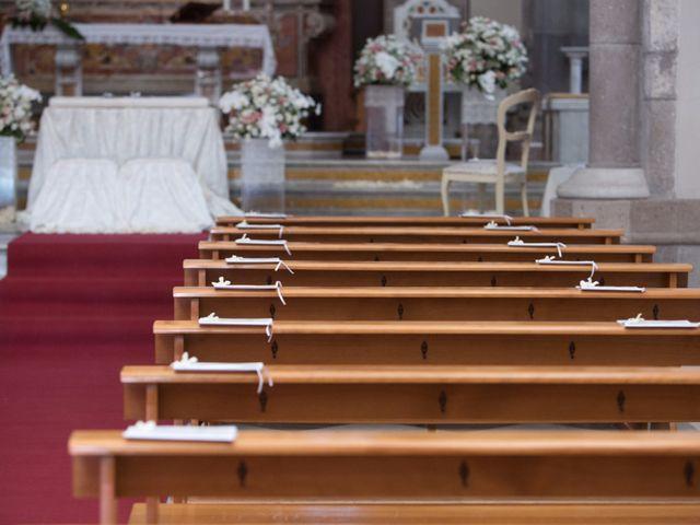 Il matrimonio di Paolo e Clara a Salerno, Salerno 17