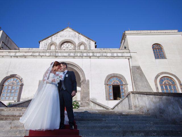 Il matrimonio di Paolo e Clara a Salerno, Salerno 33