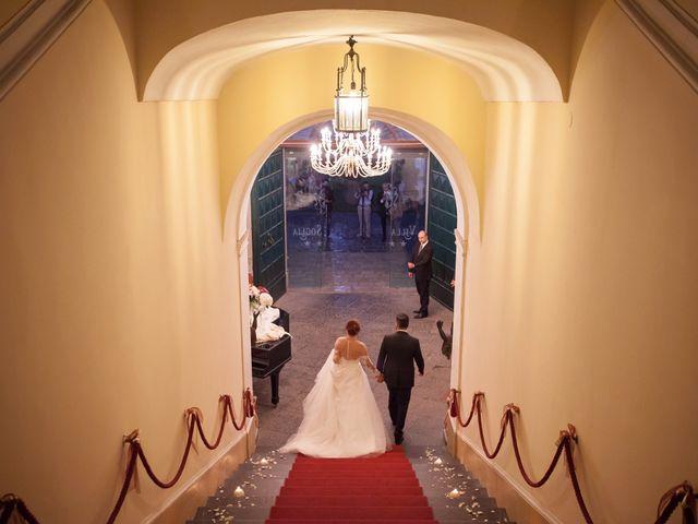 Il matrimonio di Paolo e Clara a Salerno, Salerno 34