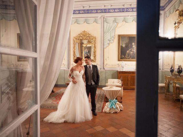 Il matrimonio di Paolo e Clara a Salerno, Salerno 35