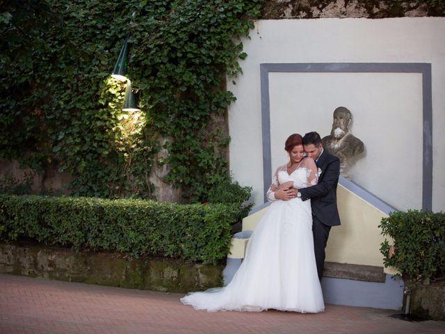 Il matrimonio di Paolo e Clara a Salerno, Salerno 45