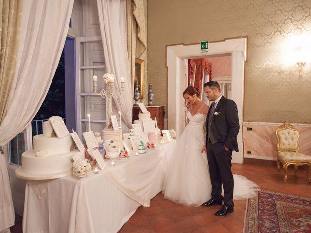 Il matrimonio di Paolo e Clara a Salerno, Salerno 54