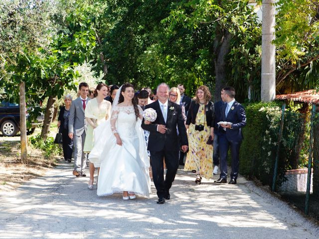 Il matrimonio di Davide e Milena a Pescara, Pescara 15