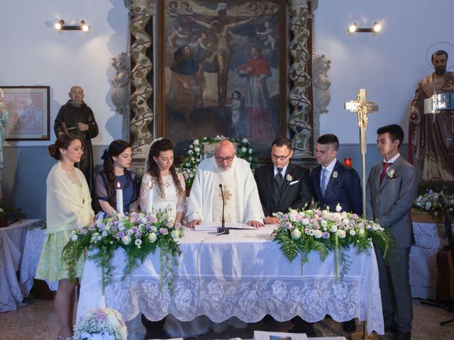 Il matrimonio di Davide e Milena a Pescara, Pescara 19