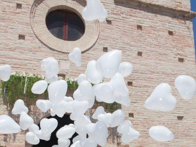 Il matrimonio di Davide e Milena a Pescara, Pescara 22