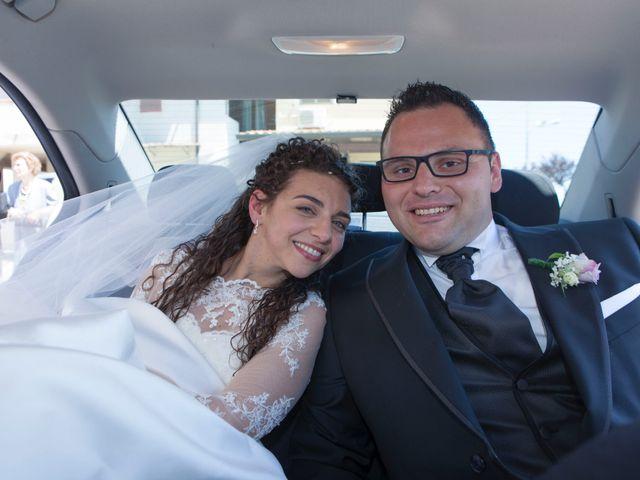 Il matrimonio di Davide e Milena a Pescara, Pescara 23