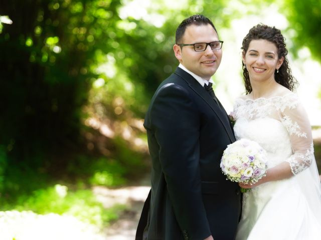 Il matrimonio di Davide e Milena a Pescara, Pescara 24