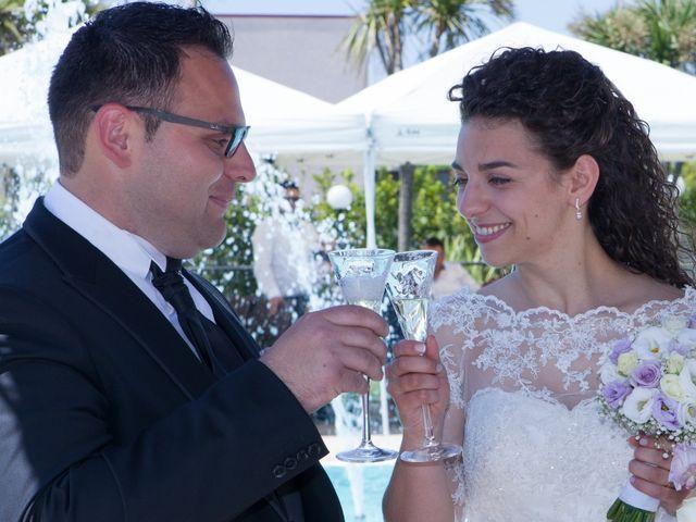 Il matrimonio di Davide e Milena a Pescara, Pescara 37