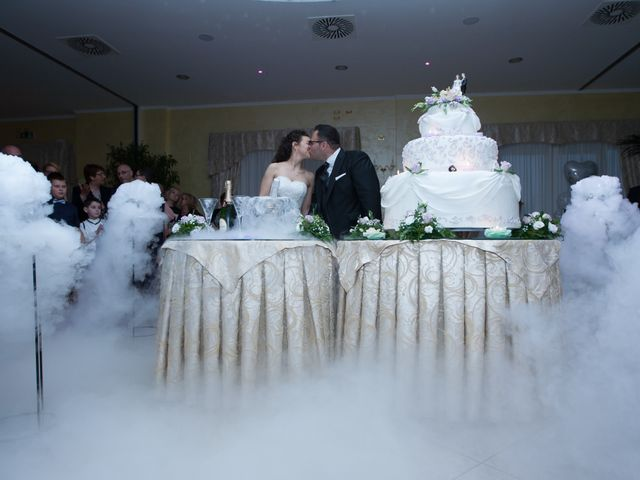 Il matrimonio di Davide e Milena a Pescara, Pescara 44