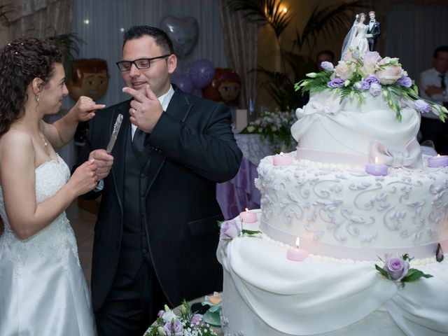 Il matrimonio di Davide e Milena a Pescara, Pescara 46