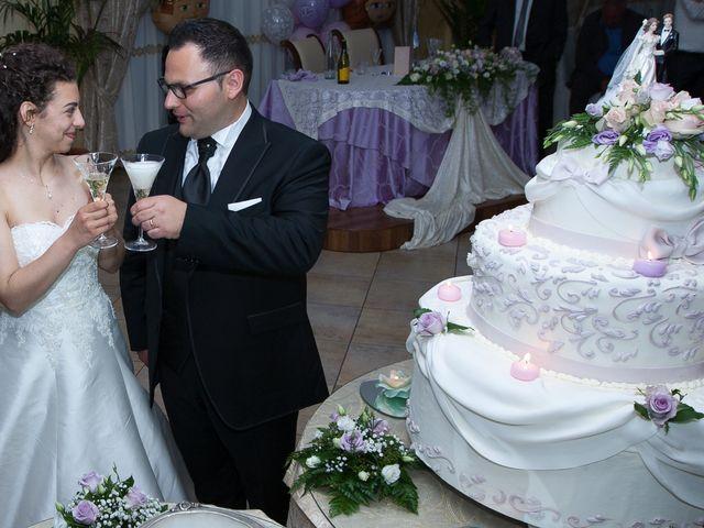 Il matrimonio di Davide e Milena a Pescara, Pescara 47