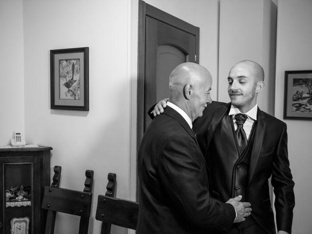 Il matrimonio di Davide e Simona a Canelli, Asti 7