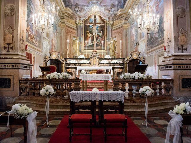 Il matrimonio di Davide e Simona a Canelli, Asti 27
