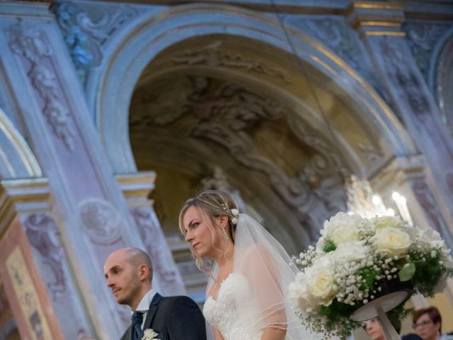 Il matrimonio di Davide e Simona a Canelli, Asti 28