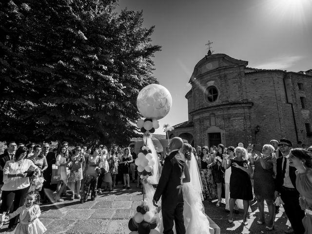 Il matrimonio di Davide e Simona a Canelli, Asti 32
