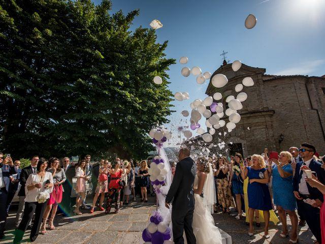 Il matrimonio di Davide e Simona a Canelli, Asti 33