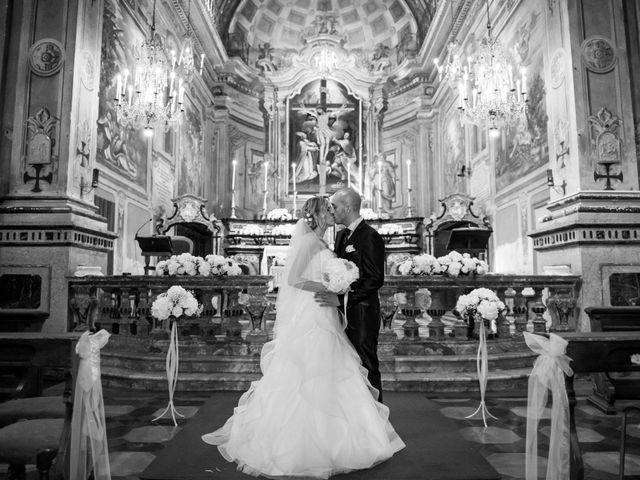 Il matrimonio di Davide e Simona a Canelli, Asti 36