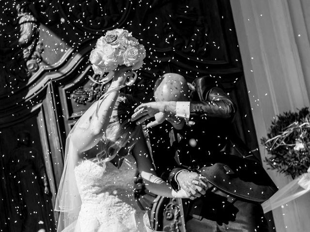 Il matrimonio di Davide e Simona a Canelli, Asti 38