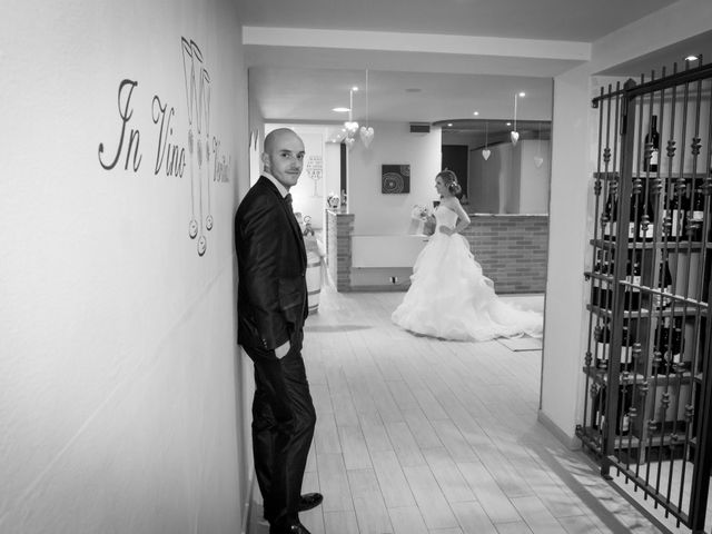 Il matrimonio di Davide e Simona a Canelli, Asti 39